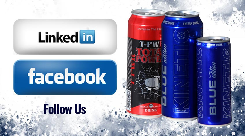 Energy Drinks Social Media
