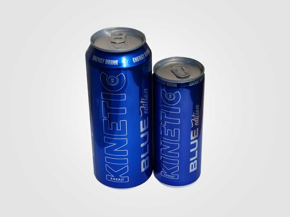 Kinetic Blue Energy Drink
